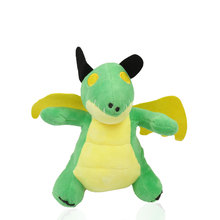 18cm Cartoon Animals Dinosaur Plush Toy Stuffed Animals Dino/Flying Dragon Kids Toys for Children Boys Gifts Car Decor(China)