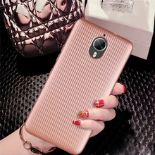 Kcatoon Soft Carbon Fiber Luxury TPU Case For General GM 5 Plus Back Cover for General GM 5 Plus Coque phone cases