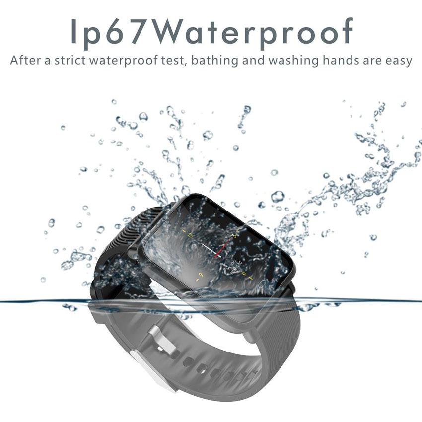 Multi-Dial Smartwatch (Waterproof) 8