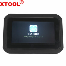 XTOOL EZ300 Four System Diagnosis Tool with TPMS and Oil Light Reset Function XTOOL EZ300 Diagnosis System