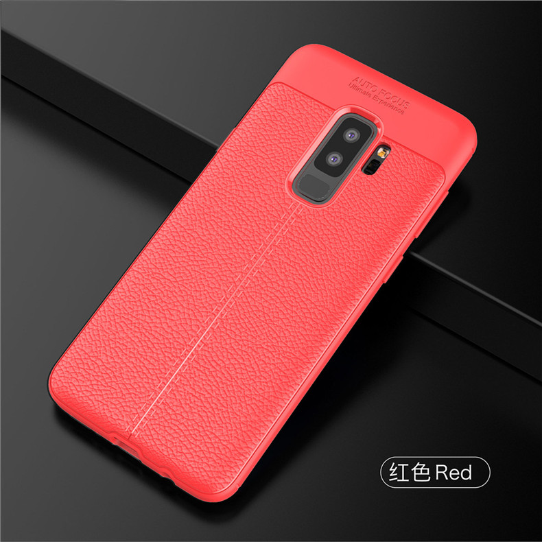 Lenuo case for Samsung Galaxy S9 Plus explosion-proof TPU soft mobile phone cover for Samsung Galaxy S9+ silicone shell cases 17