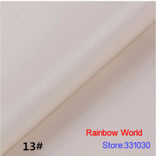 13# Beige High Quality Nappa Stripes vein grain PU Leather fabric for DIY sofa bed shoes bags  Garment material(138*100cm)