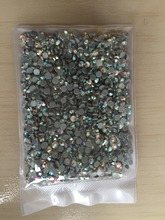 10 sacs SS16 (3.8-4.0 MM) ab couleur Cristal DMC hot fix pierres cristal hot fix strass livraison gratuite