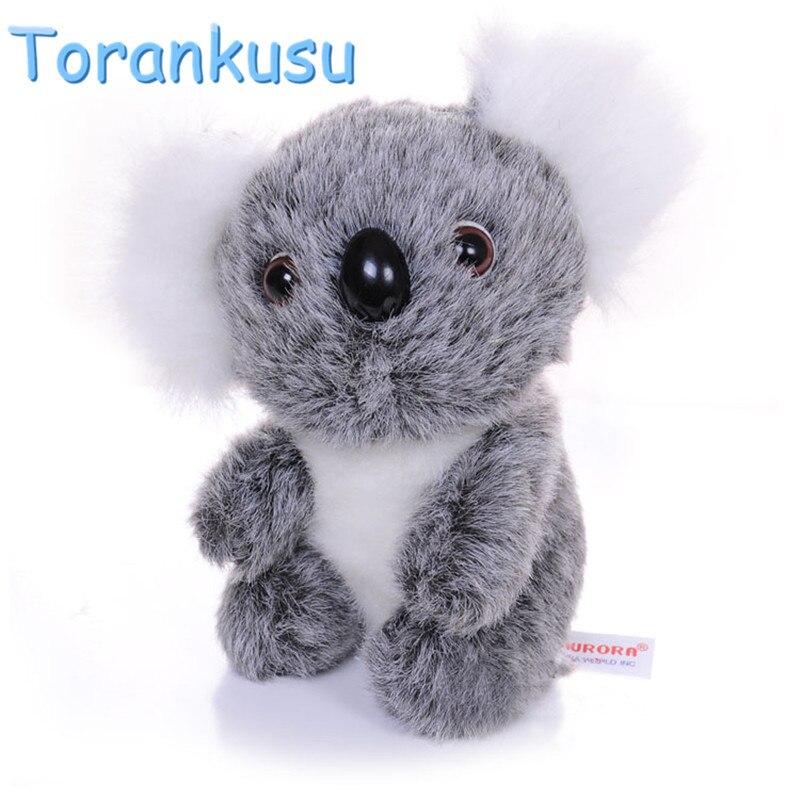 toys for kids koalas bear plush brinquedos cute stuffed toy christmas gift for kids girls  lovely Australian koalas doll 18CM