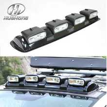 Car SUV roof lights halogen body lamps products accessories,suitable for Santafe IX45 Mokka Highlander SX4 Yeti TUCSON RAV4