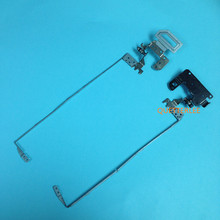 New Laptop Lcd Hinges For Acer E5-571 E5-571G E5-511 E5-521 E5-531 E5-551 E5-571 V3-572 P/n:AM154000A00 AM154000B00 Series R & L(China)