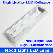 1 Set LED Lens For LED COB Lamps Include PC lens+Reflector+Silicone Ring For DIY Lighting Flood Light 30W 50W 70W 100W 120W 150W