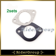 30mm Manifold Intake Inlet Pipe Spacer Seal Gasket For Pit Dirt Bike Motorcycle 150cc 160cc 250cc