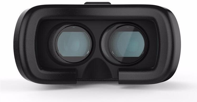 2017 New Google cardboard HeadMount VR BOX 2.0 VR Virtual 3D Glasses for 3.5″ – 6.0″ Smart Phone + Bluetooth Remote Controller