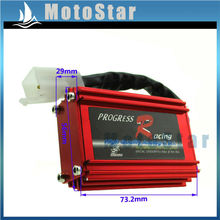 Aluminum Racing CDI Ignition Box For Moped Scooter DIO Elite SA50 SB50 Spree SYM DD50