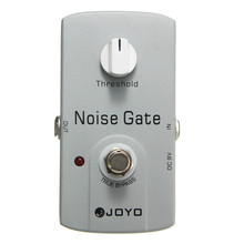 JOYO JF-31 Noise Gate Effect Pedal True Bypass Design Electric Guitar Musical Stringed Guitar Accessories