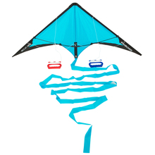 kids fly sky large beach desert eagle cerf volant outside sport stunt delta dual line kite flying windsock toys wholesalers bar
