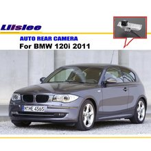 Reverse Camera For BMW 120i 2011 License / Car Rear Camera / Plate Light OEM / HD CCD Night Vision
