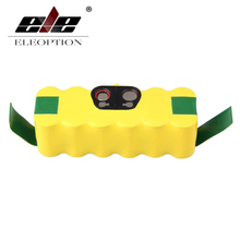 ELEOPTION 14.4V 3.5AH APS Vacuum Battery for iRobot Roomba 500 560 530 510 562 550 570 581 610 650 790 780 532 battery Robotics(China)