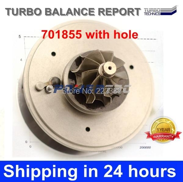 Turbocharger compressor  GT1749V 701855-5005S 1094742 turbine 701855 turbo chra for Ford Galaxy 1.9 TDI AFN<br><br>Aliexpress