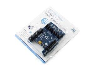 module STM32 Nucleo X-NUCLEO-CCA02M1, Digital MEMS microphones expansion board based on MP34DT01-M<br>