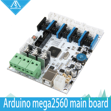 Free shipping ! Newest GT2560 3D Printer Controller Board Power Than Mega2560+Ultimaker and Ramps 1.4+Mega2560(China)
