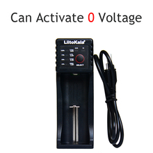 Liitokala 100% lii-100 charger for 1.2 V / 3 V / 3.7 V / 4.25V 18650/26650/18350/16340/18500/AA/AAA Ni MH rechargeable battery