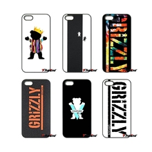 Grizzly Grip Diamond Supply For Huawei P8 P9 Lite For LG Moto G3 G4 G5 G6 Plus Sony Xperia Z3 Z5 X XZ XA E5 Compact Case Cover(China)
