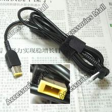 For Lenovo Yoga g400 Square Connector Charger Laptop adapter pc cable notebook DC Tip Plug Connector Cord laptop power Cable