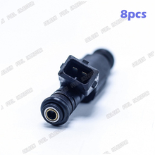 High Flow performance 650cc 62lb Fit 1996-2004 Ford Mustang GT Fuel injector Injectors FAST SHIPPING 8PCS(China)