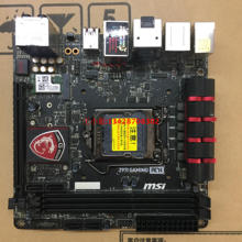 MSI Z97I GAMING ACK 1150 Z97 ITX Motherboard with wireless card