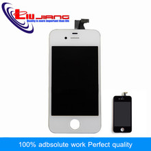 Liujiang Higi quality Display For Apple iPhone 4s LCD Touch Screen with Digitizer Assembly
