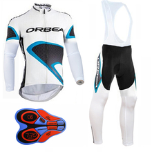 Cycling Jersey ORBEA bike clothing Long sleeves mountain bike clothes breathable MTB bicycle sportwear Ropa Ciclismo hombre I12(China)