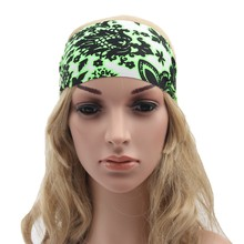 NEW Headband Turban Spring Running Walking Exercise Workout Fitness Headwear Accessories 10pcs/lot