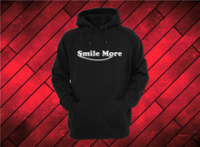 Smile More Roman Atwood Gamer Youtuber Heavyweight Sweatshirt Hoodie Sizes S - 3XL