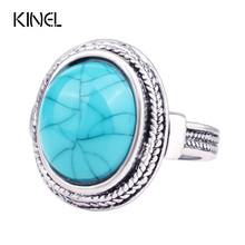 Vintage Look Bohemian Mini  Rings For Women Africa Bead Jewelry 2015 New Design High Quality Free Shipping