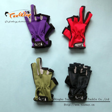 New Anti Slip Fishing Gloves/Top Quality Slip-resistant Fishing Gloves/Outdoor Sports fishing tackle box fishing tools