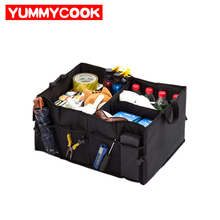 Car Storage Boxes Trunk Organizer Tools Toys Storage Bins Cubes Basket Bag Styling Auto Containers Accessories Supplies Products