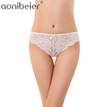 Buy Aonibeier Women's Panties Underwear Sexy Lace Underpants Seamless Panties Briefs Woman Pants Knickers High Quality