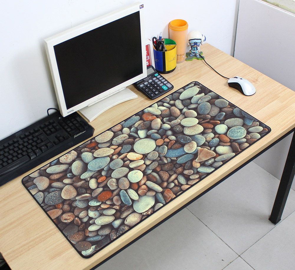 Custom Large mouse pad 700x400mm speed Keyboards Mat Rubber Gaming mousepad Desk Mat for game player Desktop PC Computer Laptop 4