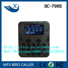 factory price bird sound mp3 downloads BC 798B 50w mp3 player with birds sound with remote control(China)