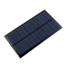 New Mini 6V 1W Solar Power Panel Solar System DIY For Battery Cell Phone Chargers Portable Solar Panel