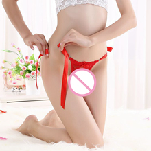 Buy Free Shipping women thongs G-strings transparent panties lace underwear mini g strings sexy briefs underpants erotic sex tangas