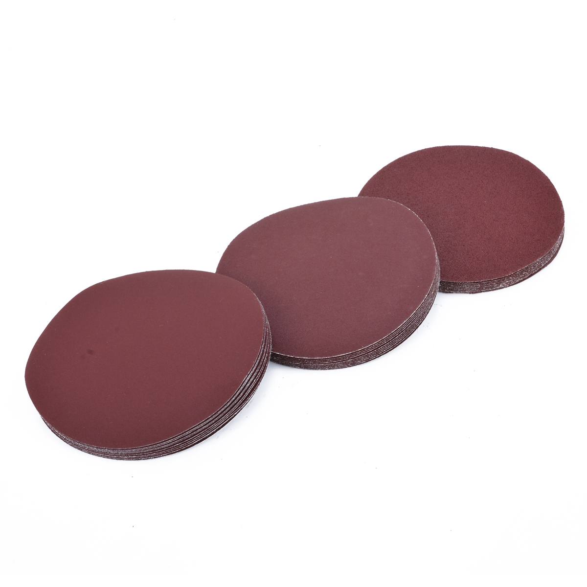 "10PCS Autobody 5/"" Stick on psa Sanding Discs 320 Grit"