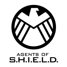 13cm*15.4cm Agents Of Shield Fashion Vinyl Car-Styling Car Sticker Decor S4-0079