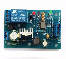 12V24V36V mine water tower pool automatic pumping drainage control circuit board aquarium water level switch(China)