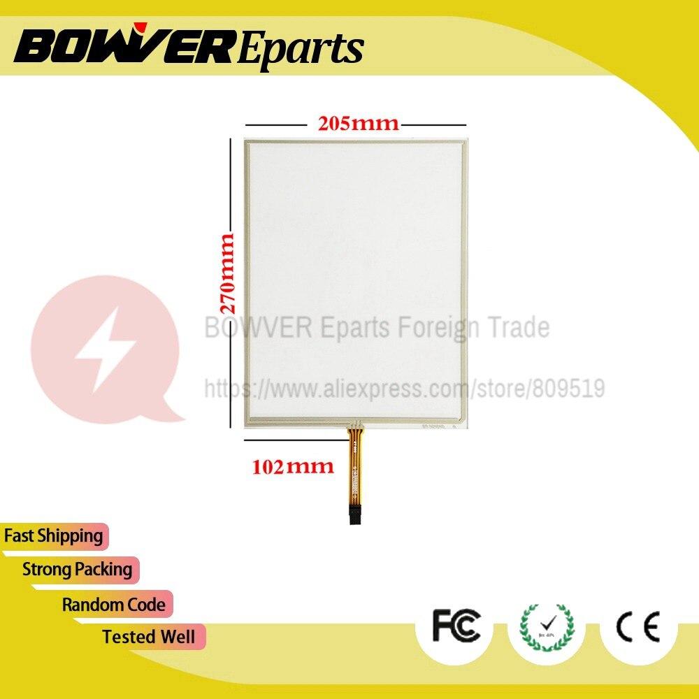 A+ 12.1 inch 4-wire 4:3 resistance touch screen car DVD navigation Handwritten screen 270x205mm 270*205<br>