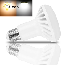 TSLEEN WX +Cheap+ R39 R50 R63 R80 LED Lamp E27 E14 Bulb 3W-12W Spotlight Lamp Bulbs Home Aisle Lights