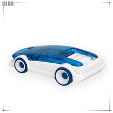 DIY assembled small production educational toys eco-friendly brine power car salty water car