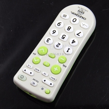Large Key Universal Multifunction Remote Control For LCD LED HD TV Sets #R179T#Drop Shipping