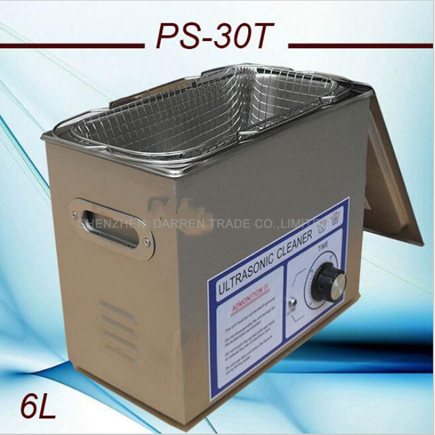 2PC 110V/220V PS-30T 180W6L Ultrasonic cleaning machines circuit board parts laboratory cleaner/electronic products etc<br><br>Aliexpress