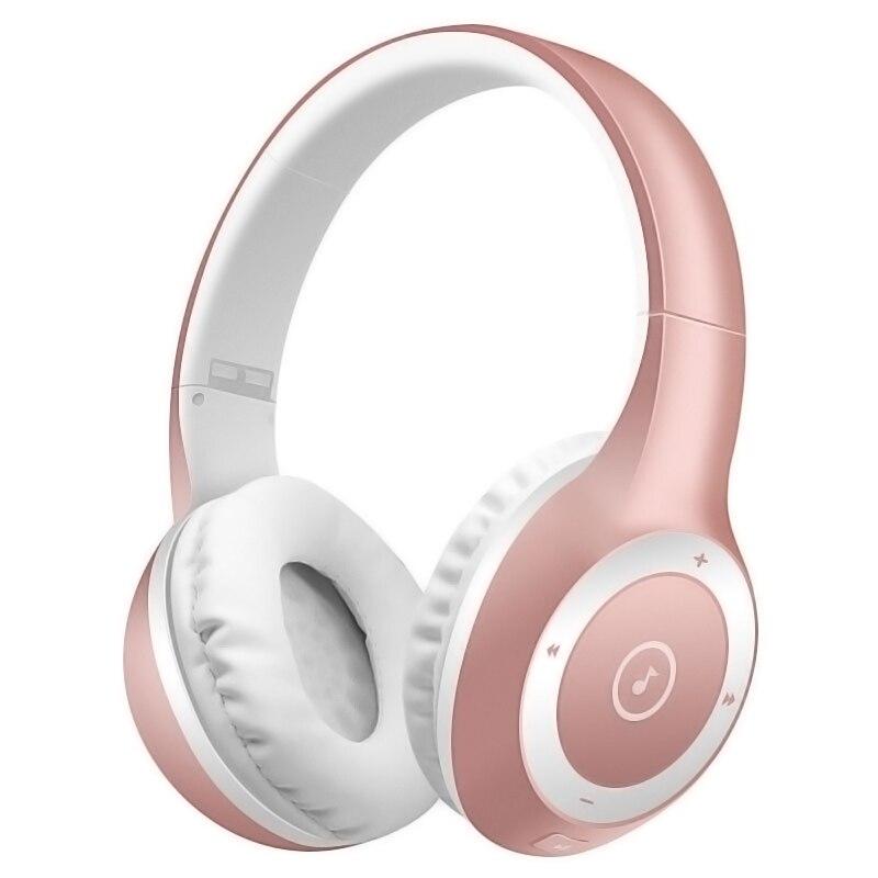 ARYAGO T8 Sports Folding Wireless Bluetooth Headphone Subwoofer Headset Supports TF Card, Wireless Bluetooth Headband Headset<br>