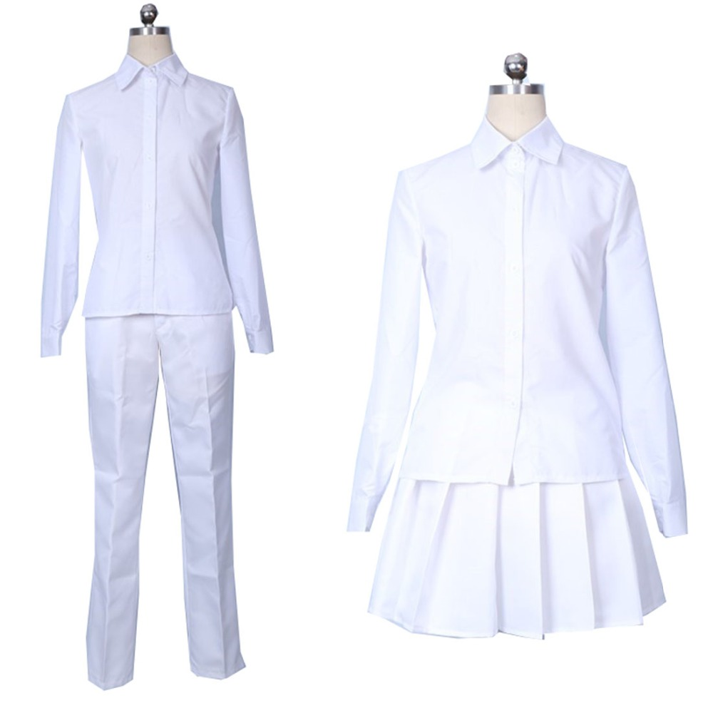 The Promised Neverland Isabella Maid Wear Costume Cosplay Women Dress Suit