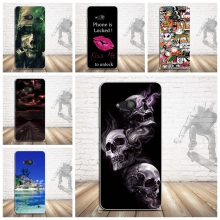 High Quality Case for Microsoft Lumia 550 Mobile Cases Cartoon Silicon Cover for Nokia Lumia 550 Phone Case Soft TPU Back Cover