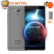 "Oukitel U16 Max 6.0"" HD 3GB RAM 32GB ROM Smartphone MT6753 Octa Core Android 7.0 Cell Phone Fingerprint 4000mAh  4G Mobile Phone"